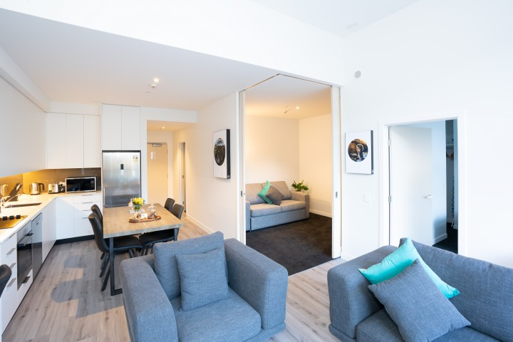 One Bedroom  Apartment with two bathrooms
