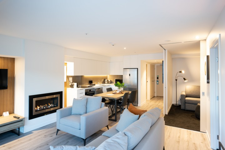 Luxury Apartment Accommodation